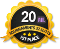 1st in twenty 32 alliance tournament