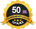 1st in fifty 4 alliance tournament