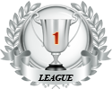 2nd place in a league