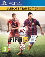 FIFA 15 Ultimate Team PS4