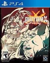 Guilty Gear Xrd -REVELATOR- PS4