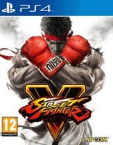 Street Fighter V PC-PS4 Crossplay